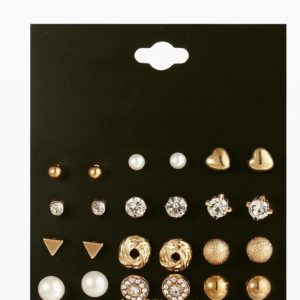 Pairs of Studs Earrings Only for Girls