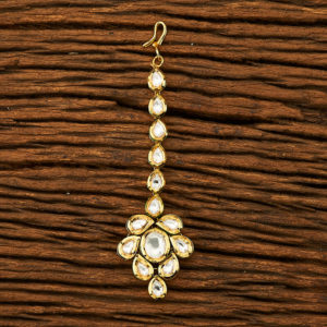 Kundan Maang Tikka For Women
